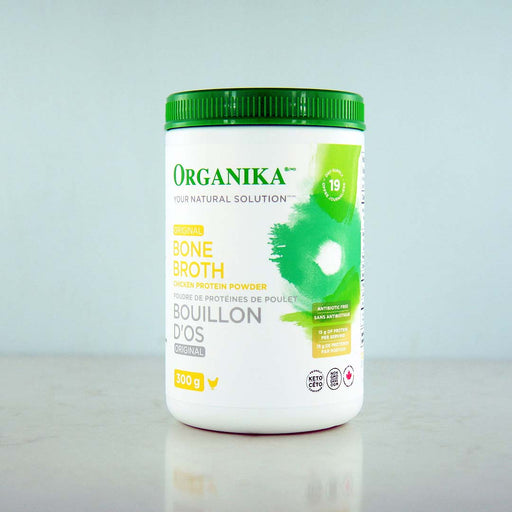 Organika Chicken Bone Broth Powder