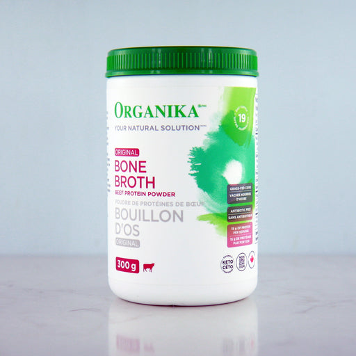 Organika Beef Bone Broth Powder at Pure Feast