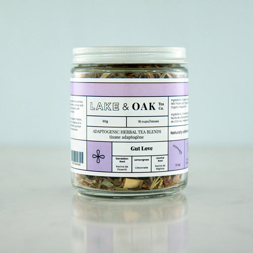 Lake & Oak Gut Love Tea