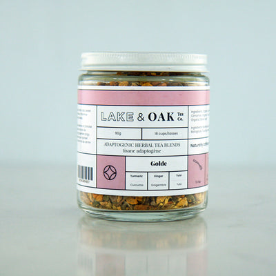 Buy Lake & Oak Golde Tea at Pure Feast