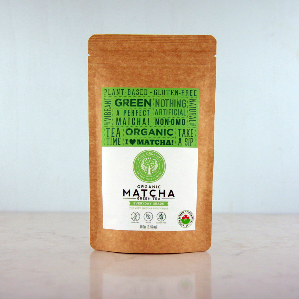 Buy Soar Organics Matcha - Everyday at Pure Feast