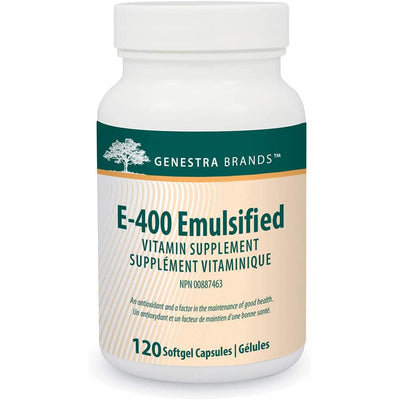 Buy Genestra E-400 Emulsified at Pure Feast