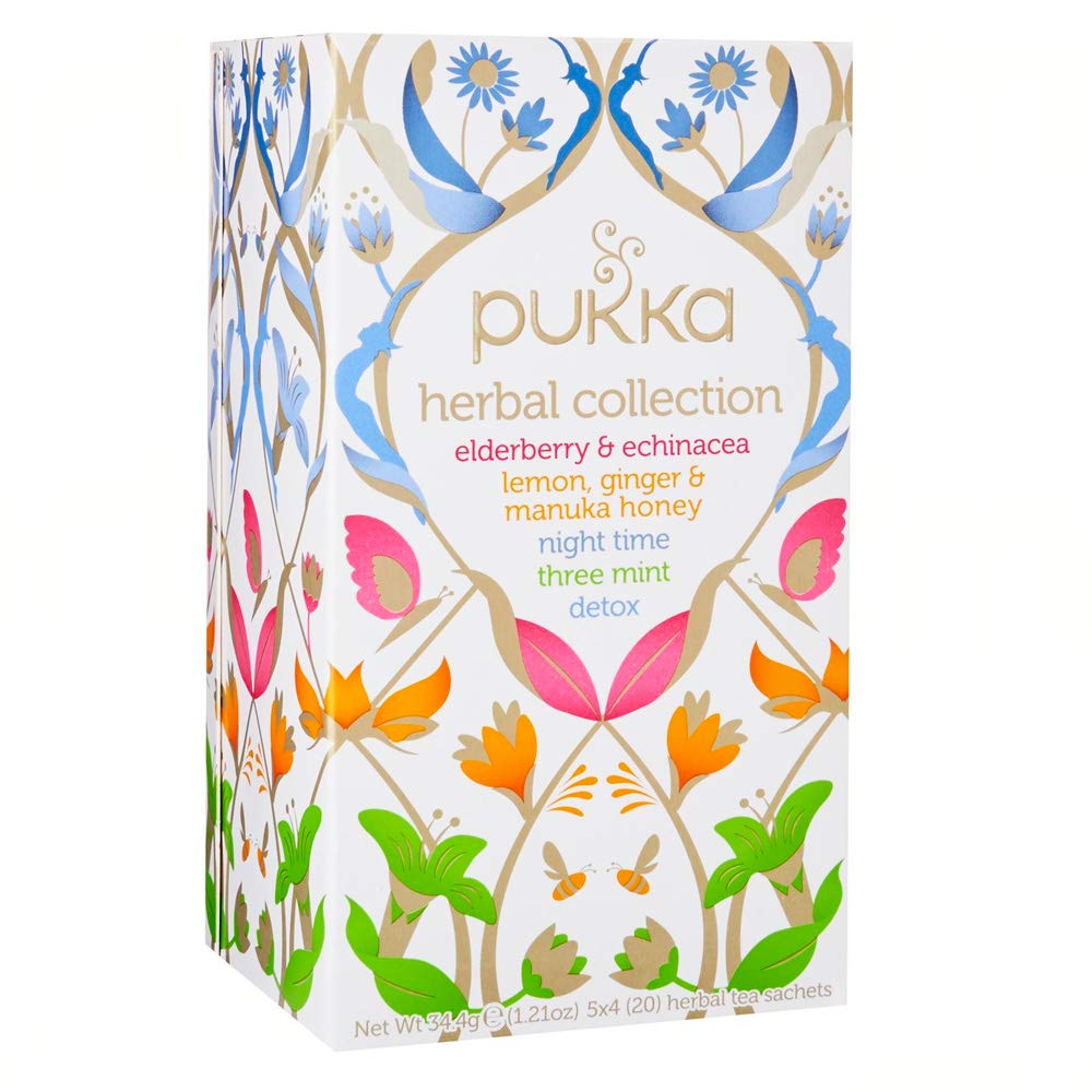 Buy Pukka Herbal Collection at Pure Feast