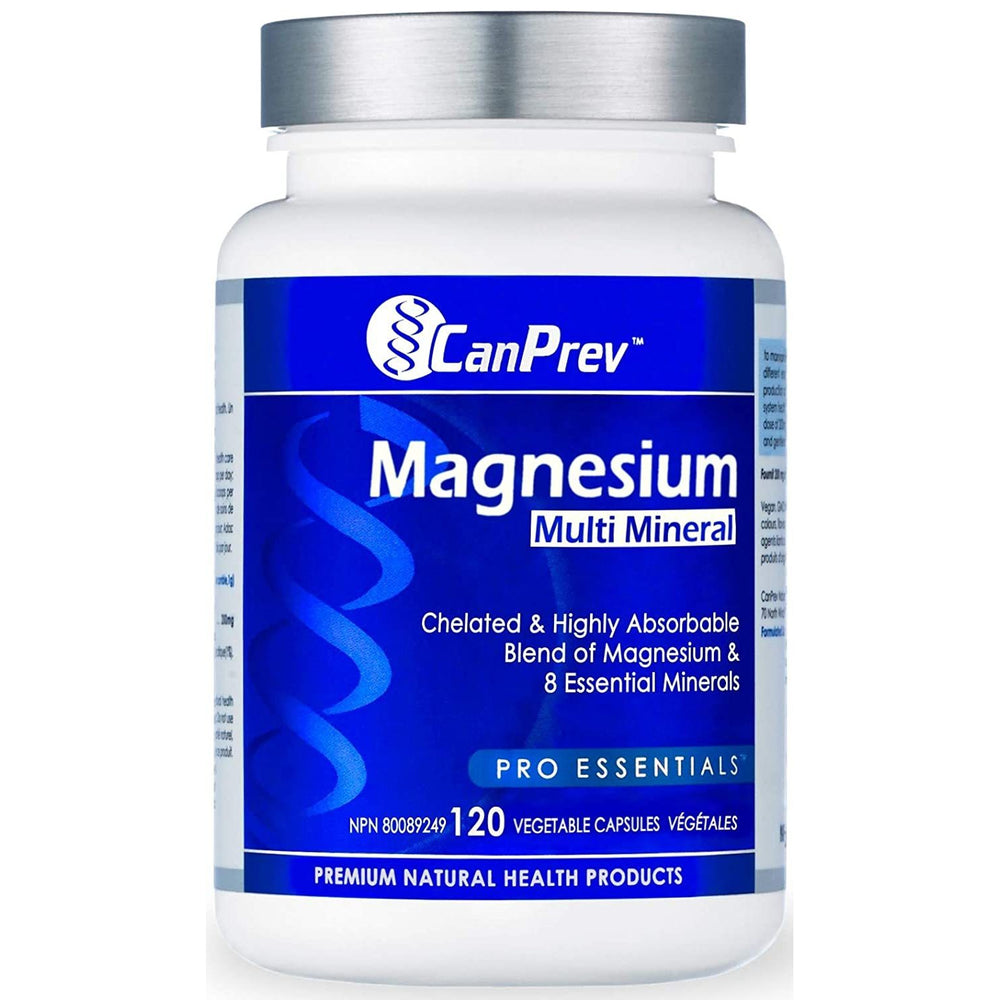 Buy CanPrev Magnesium Multi Mineral at Pure Feast