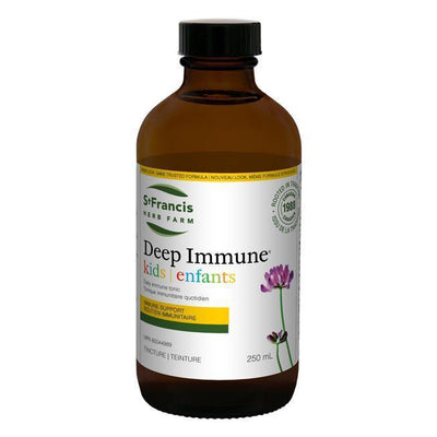 Buy St. Francis Herb Farm Deep Immune Kids at Pure Feast
