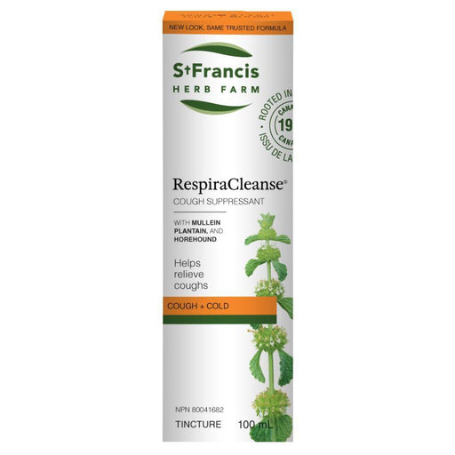 Buy St. Francis Herb Farm RespiraCleanse at Pure Feast