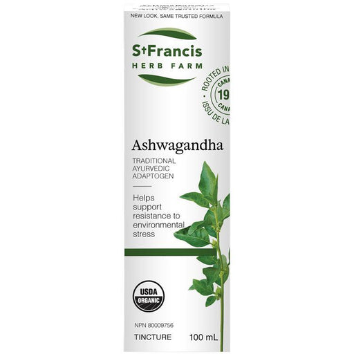 Buy St. Francis Herb Farm Ashwagandha at Pure Feast