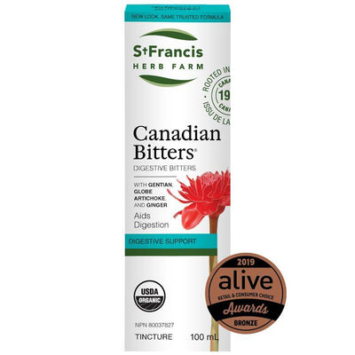 Buy St. Francis Herb Farm Canadian Bitters at Pure Feast