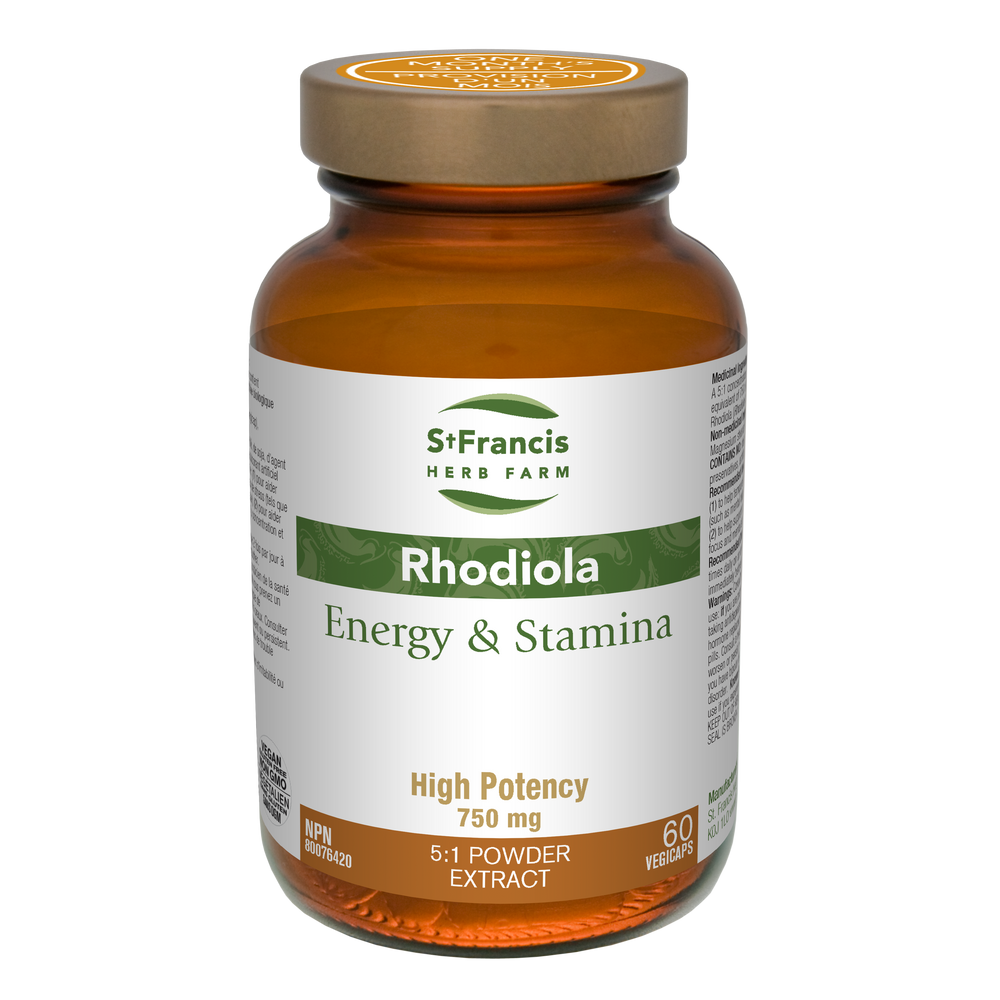 Buy St. Francis Herb Farm Rhodiola Capsules at Pure Feast