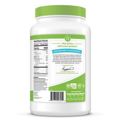 Buy Orgain Organic Plant Based Protein Powder, Vanilla Bean at Pure Feast
