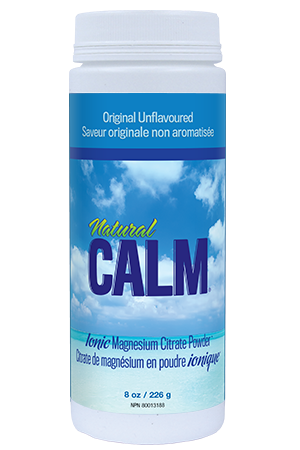 Natural Calm Magnesium Citrate Powder - Original