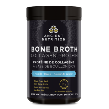 Ancient Nutrition Bone Broth Collagen Protein Vanilla