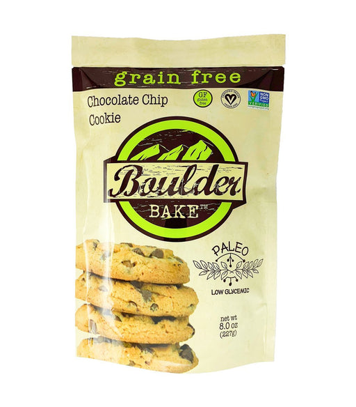 Buy Boulder Bake Paleo Grain-Free Chocolate Chip Cookie Mix at Pure Feast