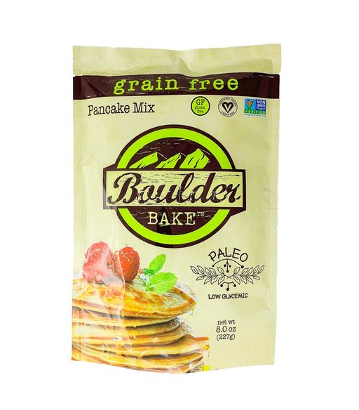 Buy Boulder Bake Paleo Grain-Free Pancake Mix at Pure Feast