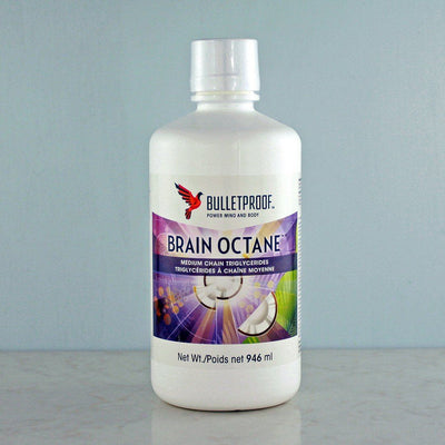 Buy Bulletproof Brain Octane MCT 946ml from Pure Feast