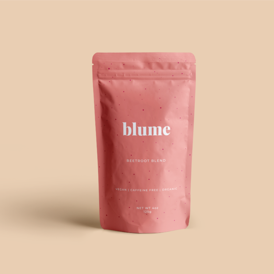 Buy Blume Beetroot Latte Blend at Pure Feast