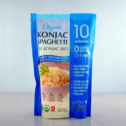 Buy Better Than Foods Organic Konjac Pasta Spaghetti at Pure Feast