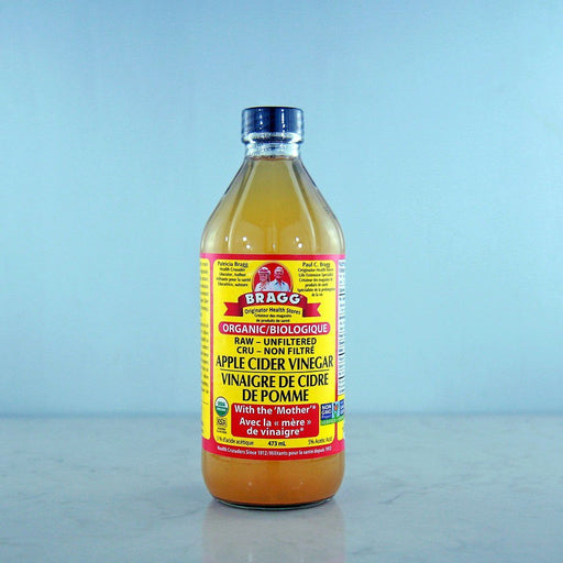 Buy Bragg Organic Raw Apple Cider Vinegar at Pure Feast