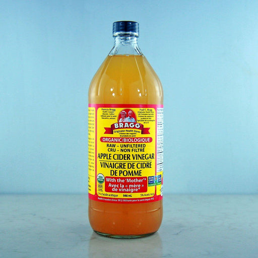 Bragg Organic Raw Apple Cider Vinegar, 946mL at Pure Feast