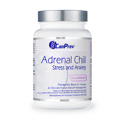 Buy CanPrev Adrenal Chill at Pure Feast