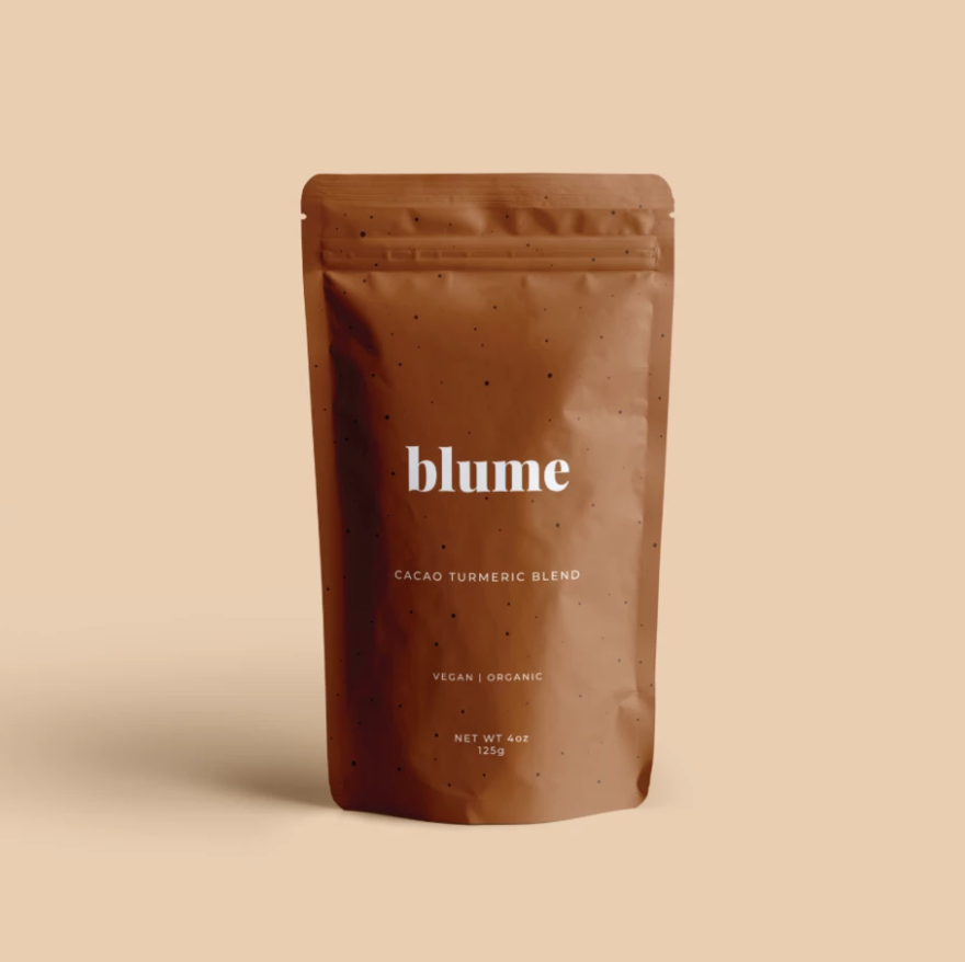 Buy Blume Cacao Turmeric Latte Mix online at Pure Feast