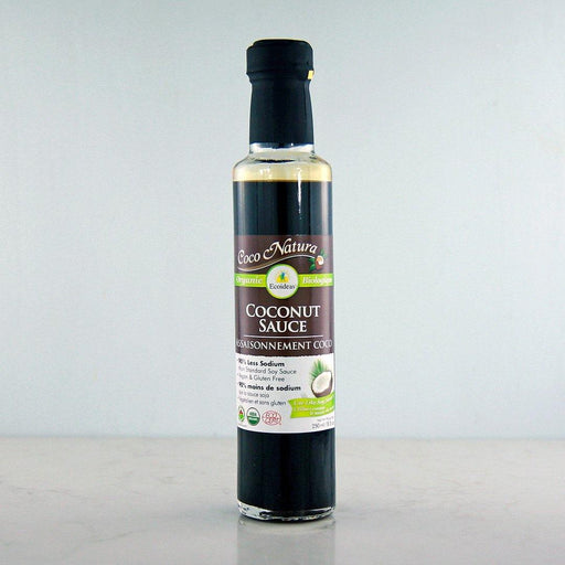 Ecoideas Coco Natura Organic Coconut Seasoning Sauce (Coconut Aminos) at Pure Feast