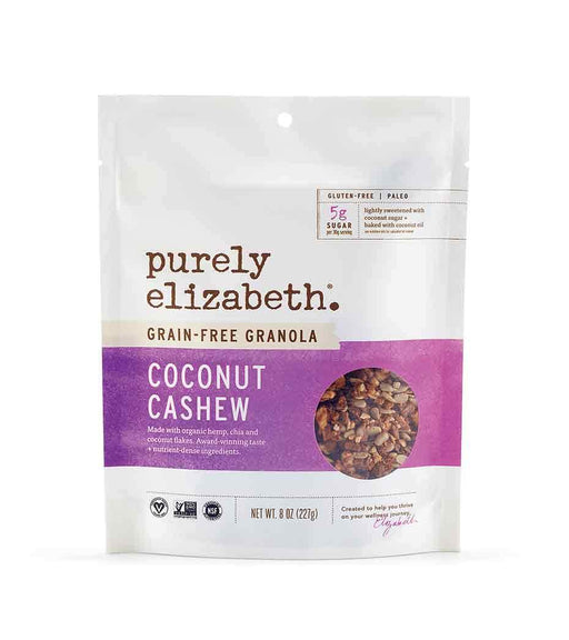Buy Purely Elizabeth Grain Free Granola, Coconut Cashew from Pure Feast