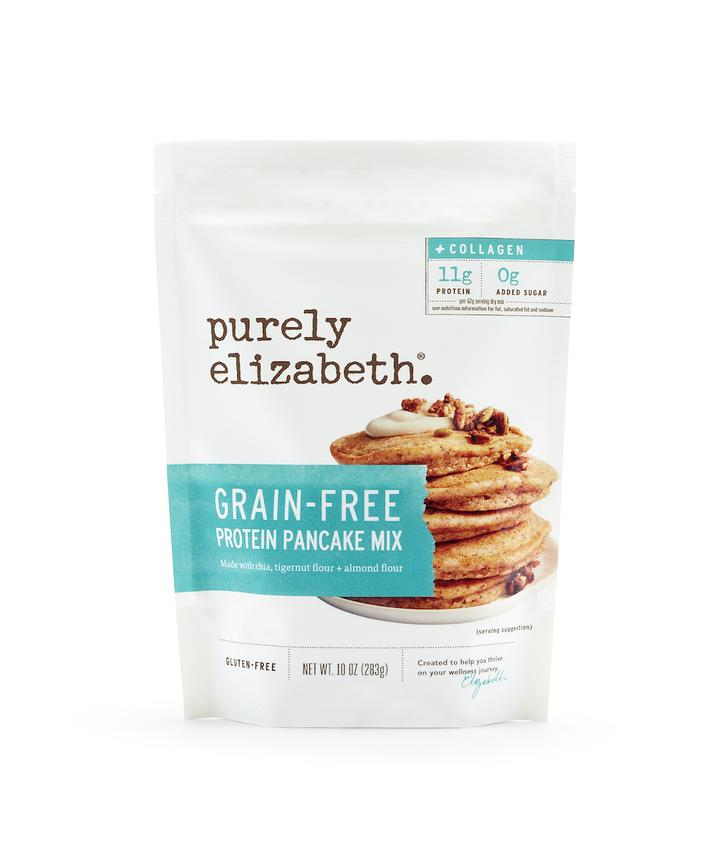 Buy Purely Elizabeth Grain-Free Protein + Collagen Pancake Mix at Pure Feast