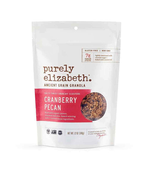 Buy Purely Elizabeth Ancient Grains Granola, Cranberry Pecan from Pure Feast