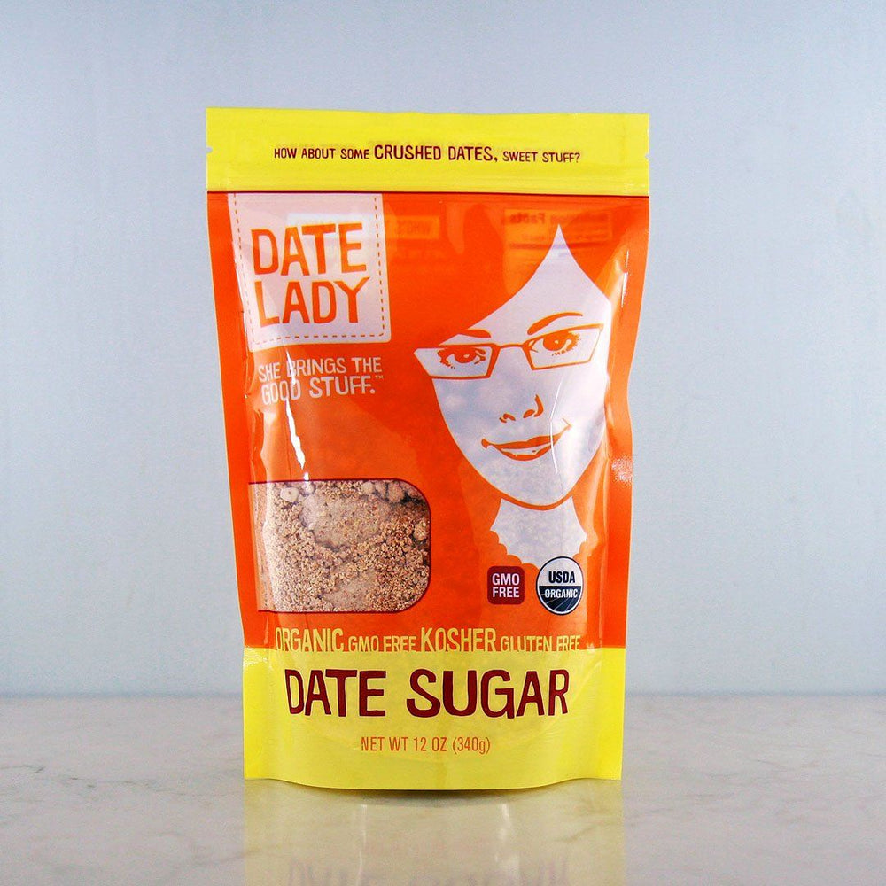 Buy Date Lady Organic Date Sugar at Pure Feast