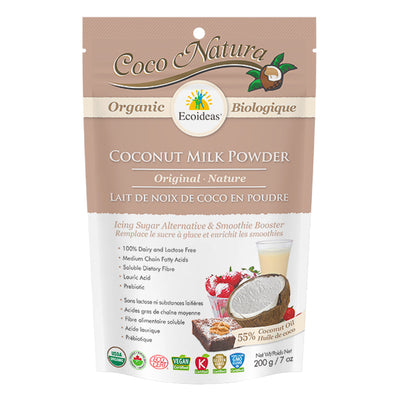 Buy EcoIdeas Coco Natura Coconut Milk Powder Original at Pure Feast