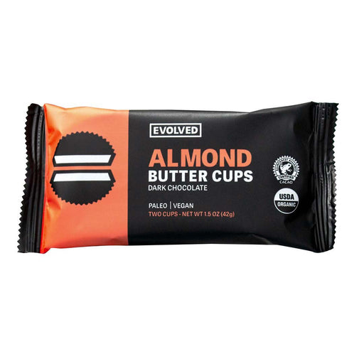 Buy Eating Evolved Almond Butter Cups at Pure Feast