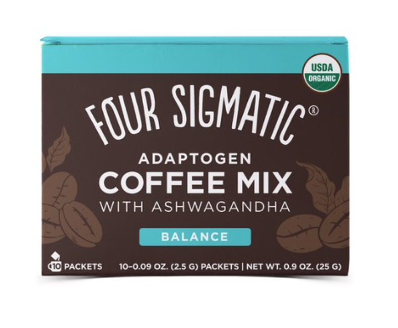 Buy Four Sigmatic Adaptogen Coffee Mix at Pure Feast