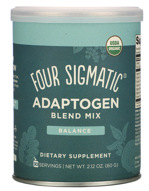 Four Sigmatic Adaptogen Superfood Blend