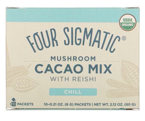 Buy Four Sigmatic Hot Cacao with Reishi at Pure Feast