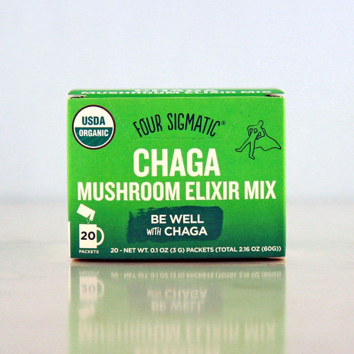 Four Sigmatic Chaga Mushroom Elixir Mix at Pure Feast