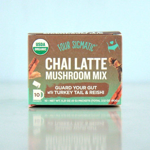 Buy Four Sigmatic Chai Latte with Turkey Tail & Reishi in Canada at Pure Feast