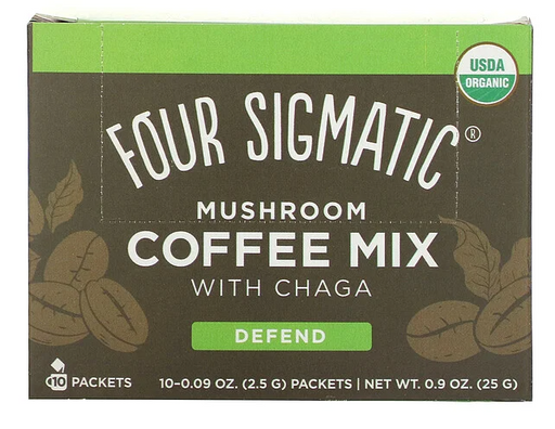 Buy Four Sigmatic Coffee with Chaga and Cordyceps Defend at Pure Feast