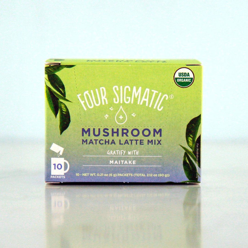 Buy Four Sigmatic Matcha Latte with Maitake in Canada at Pure Feast