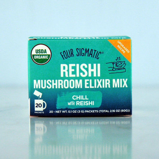 Four Sigmatic Reishi Mushroom Elixir Mix at Pure Feast