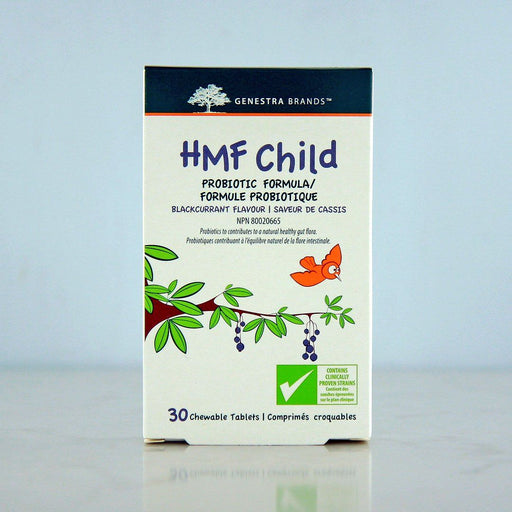 Genestra HMF Child Probiotic Formula, Chewable Tabs at Pure Feast