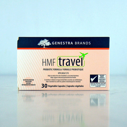 Genestra HMF Travel Probiotic Formula at Pure Feast
