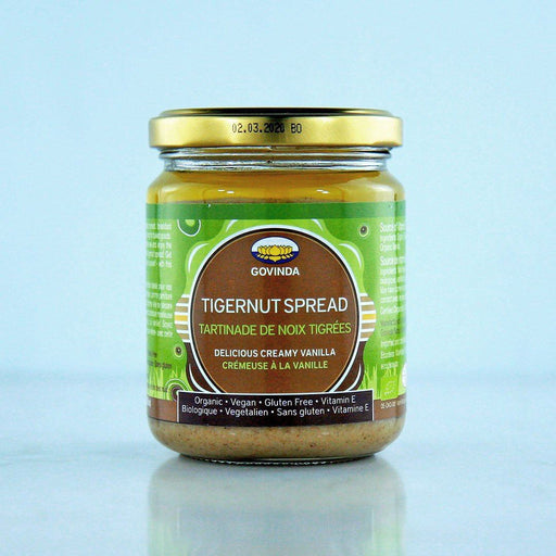Govinda Organic Tigernut Cream at Pure Feast