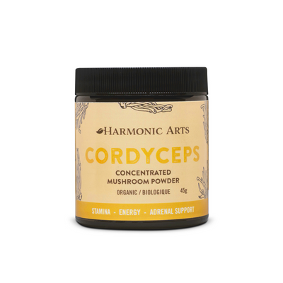 Buy Harmonic Arts Cordyceps Concentrated Mushroom Powder at Pure Feast