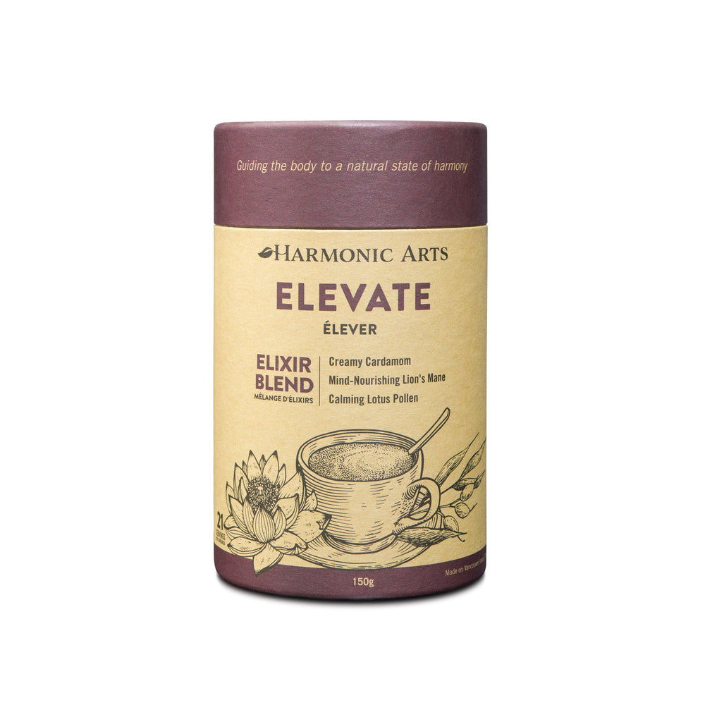 Buy Harmonic Arts Elevate Elixir Blend at Pure Feast