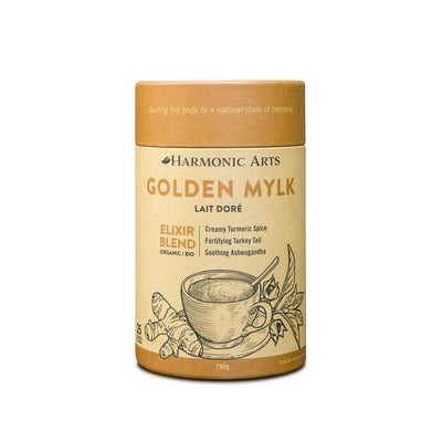 Buy Harmonic Arts Golden Mylk Elixir at Pure Feast