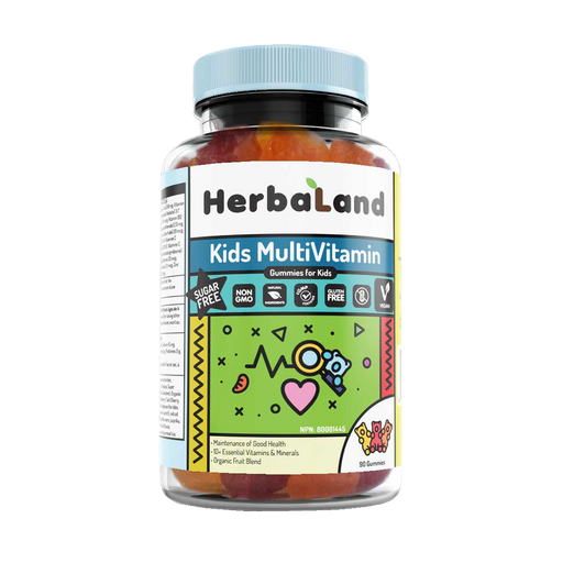 Buy Herbaland Gummies for Kids: Multivitamins Sugar Free from Pure Feast