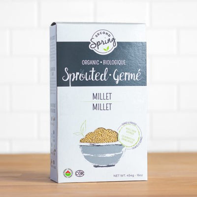 Buy Second Spring Organic Sprouted Milled at Pure Feast