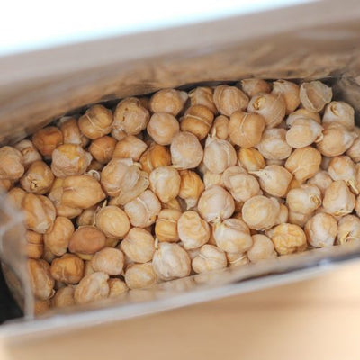 Second Spring Organic Sprouted Chickpeas