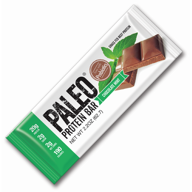 Julian Bakery Chocolate Mint Paleo Protein Bar at Pure Feast